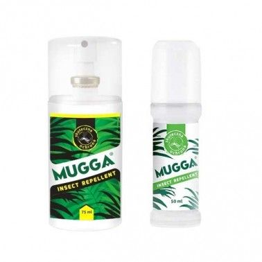 Zestaw Mugga Spray + Roll-on